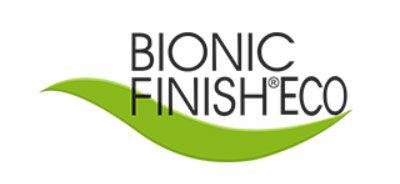 Bionic-Finish ECO är en behandling av tyg som ger en vattenavvisande yta