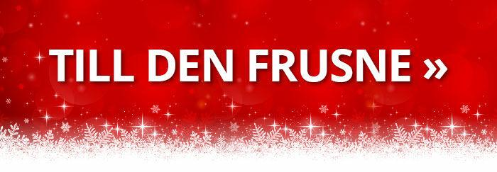 Julklappar till den frusne