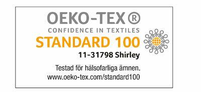 Oeko-Tex® Standard 100 är en global märkningsstandard