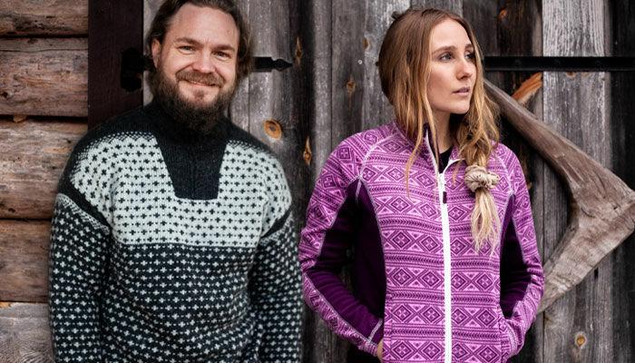 Ett stort storleksutbud av tröjor, skjortor, fleece, funktionströjor för alla årstider.