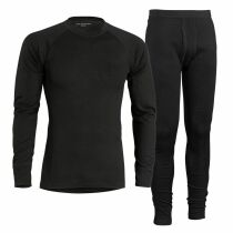 Merinoull underställ tröja+byxa