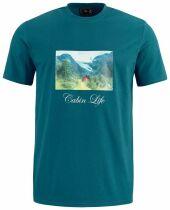 T-shirt Cabinlife Herr