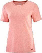 Salomon Essential t-shirt Dam Rosa