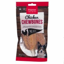Dogman Chicken chewbones 3-pack